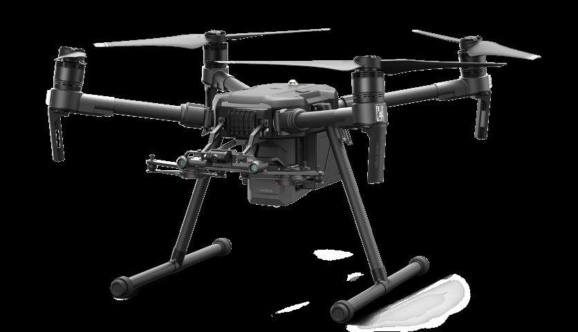 Curso Avanzado Piloto Profesional RPA/Dron 5-15 Kg. Modalidad semi presencial, 66 h