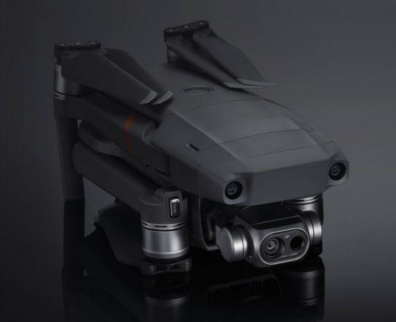 Mavic 2 Enterprise (Dual) con DJI Smart Controller
