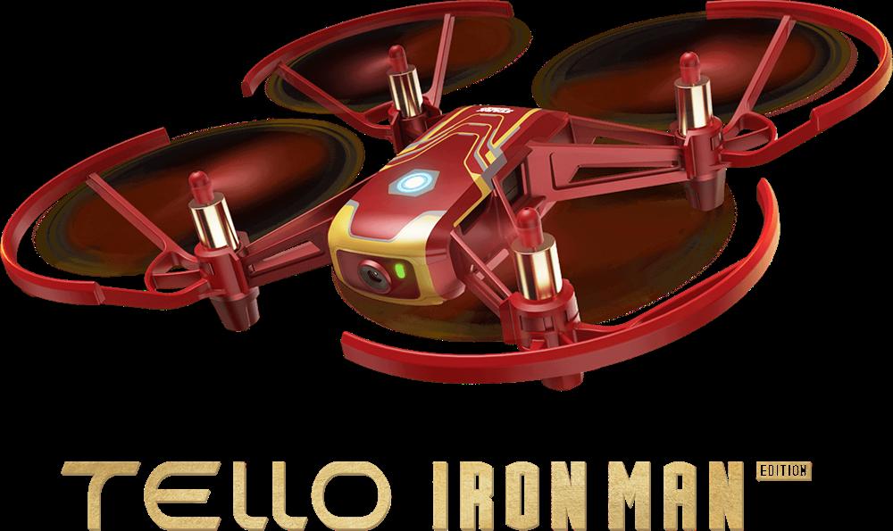 Tello Edición Iron Man