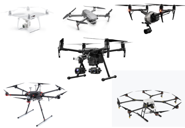 Curso Habilitación Práctica RPA/Dron