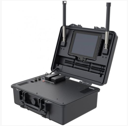 DJI AeroScope Sistema de detección de drones DJI en tiempo real