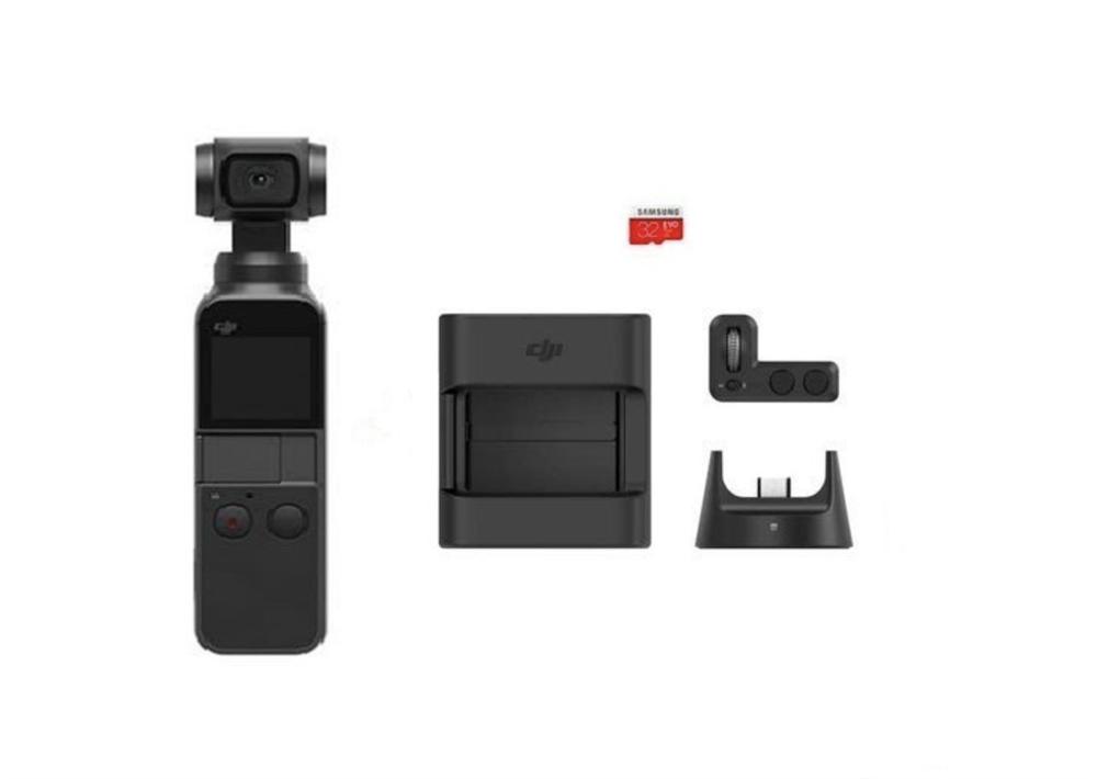 DJI Osmo Pocket + DJI Osmo Pocket Kit Expansion
